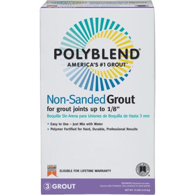 Custom Building Products Polyblend 10 Lb. Linen Non-Sanded Tile Grout
