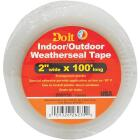Do it 1-7/8 In. x 100 Ft. Clear Weatherseal Tape Image 2