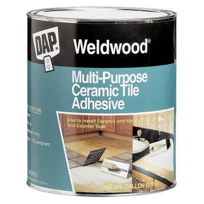 DAP Weldwood 1 Qt. Multi-Purpose Ceramic Tile Adhesive