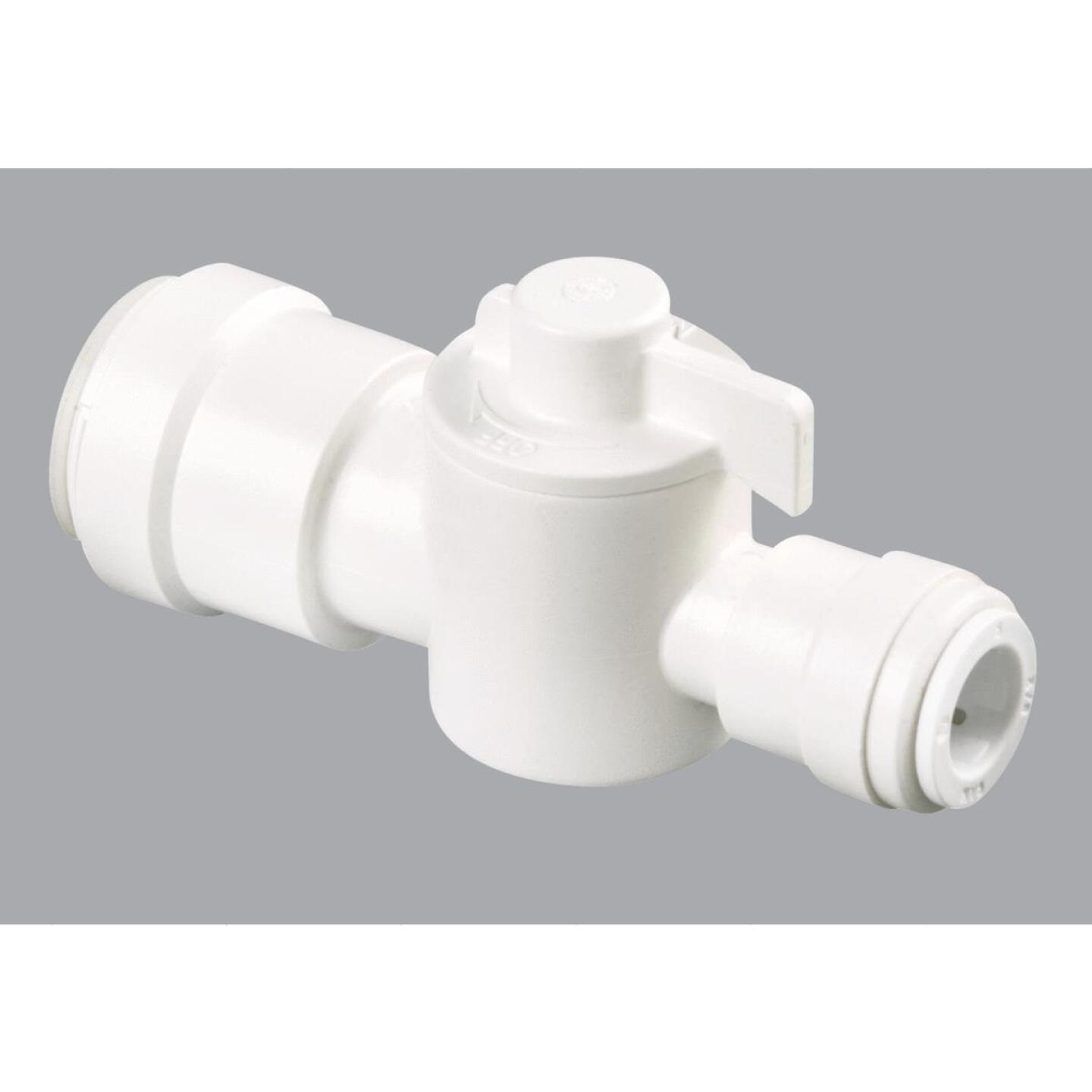 Watts 1/2 In. CTS X 3/8 In. CTS Plastic Stop Valve Image 1