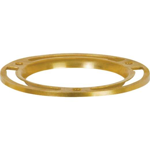 Sioux Chief 4 In. Solid Brass Toilet Flange