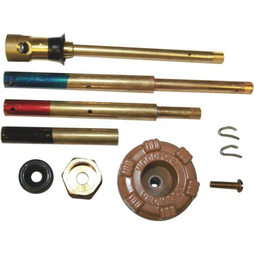 Woodford Wall Hydrant Rod & Pressure Relief Valve Repair Kit (10-Pieces)