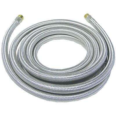 B&K 1/4 In. x 10 Ft. Ice Maker Connector Hose