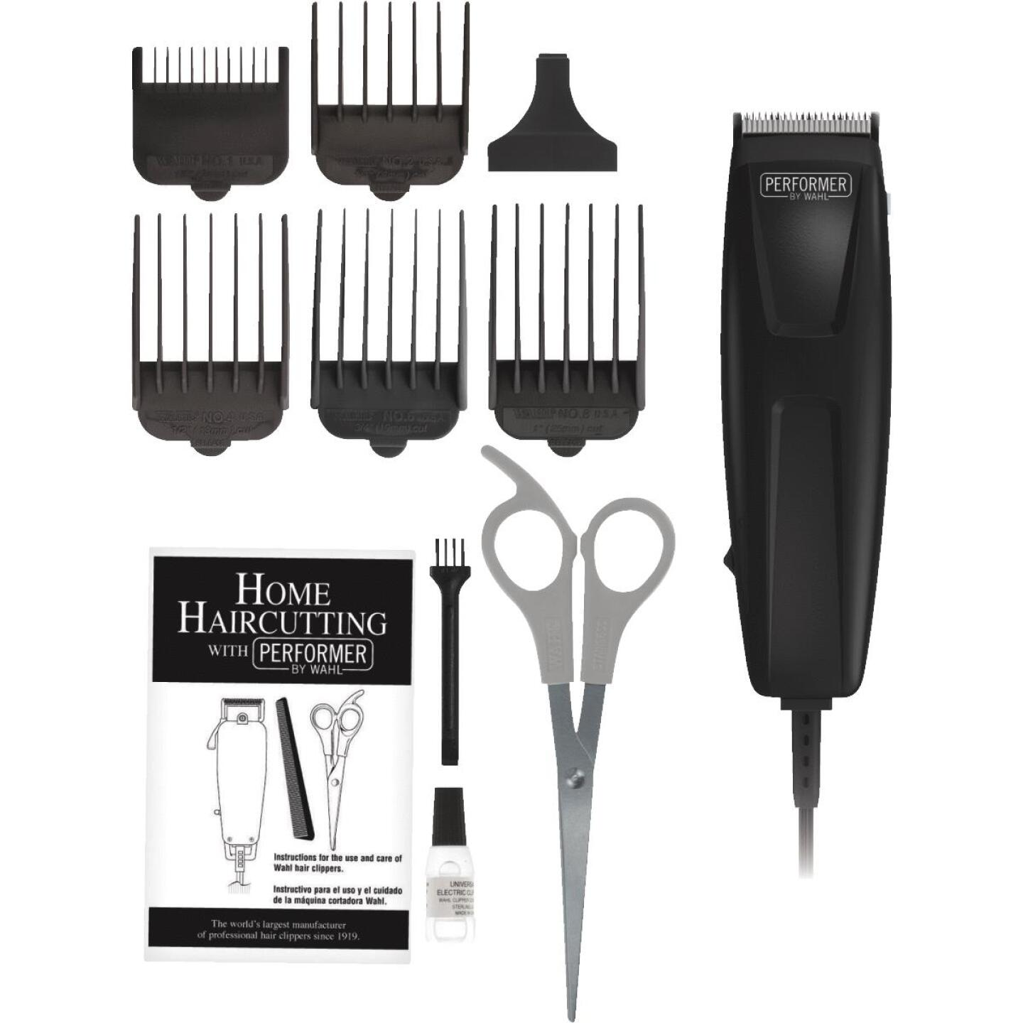 Wahl High Carbon Steel Hair Clipper Set, (10 Piece) Image 1
