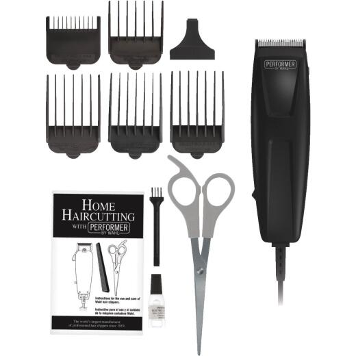 Wahl High Carbon Steel Hair Clipper Set, (10 Piece)