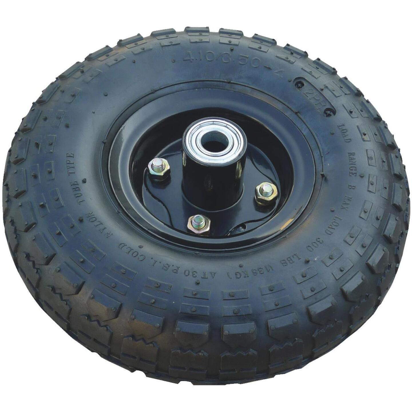 Best Garden 10 In. 300 Lb. Weight Capacity Wheel And Tire Image 1