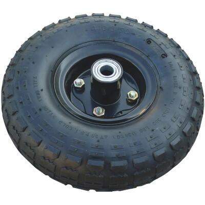 Best Garden 10 In. 300 Lb. Weight Capacity Wheel And Tire