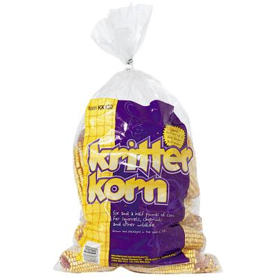 Kritter Korn 16 Lb. Corn On The Cob Squirrel Food