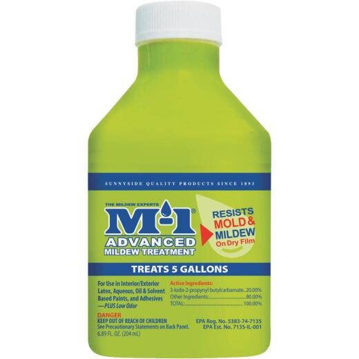 Sunnyside M-1 Advanced Mildewcide Additive, 7.5 Oz.