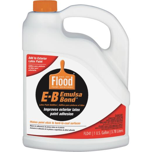 Flood E-B Emulsa-Bond Stir-In Bonding Primer, 1 Gal.
