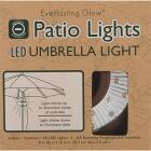 Everlasting Glow 8 In. Dia. LED Battery Operated Umbrella Light Image 2